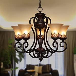 Light Information Type Chandelier Suggested Space Fit Kids RoomDining RoomBedroomLiving RoomHallway Finish Painting Number Of Tier 1