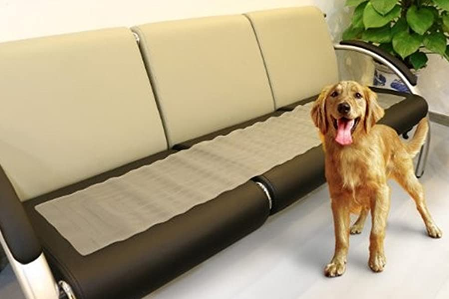Pettom Electronic Dog Cat Pet Training Shock Mat Indoor Keep Dogs Cats Off  Furniture