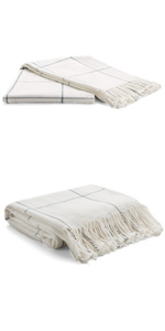 Tartan plaid design throw blanket