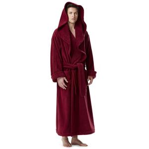 Premium Terry Cloth Hooded Robe