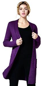 ninovino Women s Highneck Slim-Fit Sweater · ninovino Women s Turtleneck Cable  Long Sweater Pullover · Ninovino Women s Crewneck Side Slit Sweater ... a01727e9f