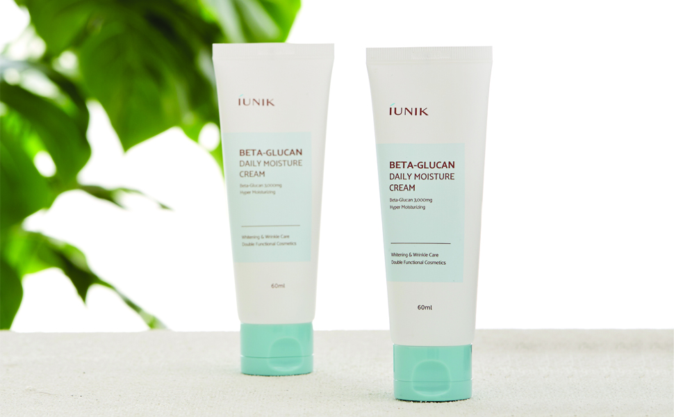 Image result for iunik beta glucan daily moisture serum