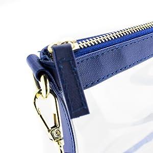 Crossbody Bag, Crossbody Purse, Purse, Clutch, Bag, Capri Designs, College, Stadium Approved