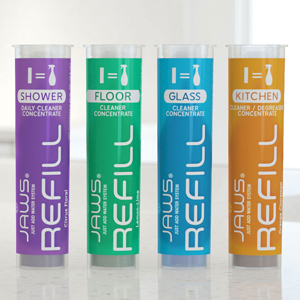 cleaning products, reusable cleaners, jaws cleaners, household cleaning products, best cleaning