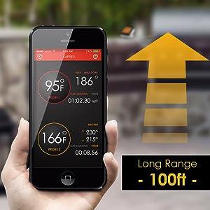 Amazon.com: Cappec BTH02 Luxury Wireless Bluetooth Remote