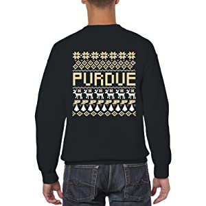 ncaa collegiate college university school pride ugly christmas holiday sweater