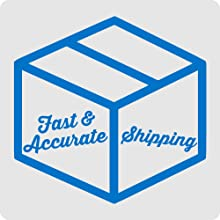 UGP fast accurate shipping