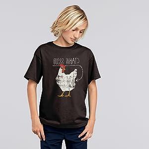 Guess What Chicken Butt Funny Joke College Sarcastic Sweatshirt