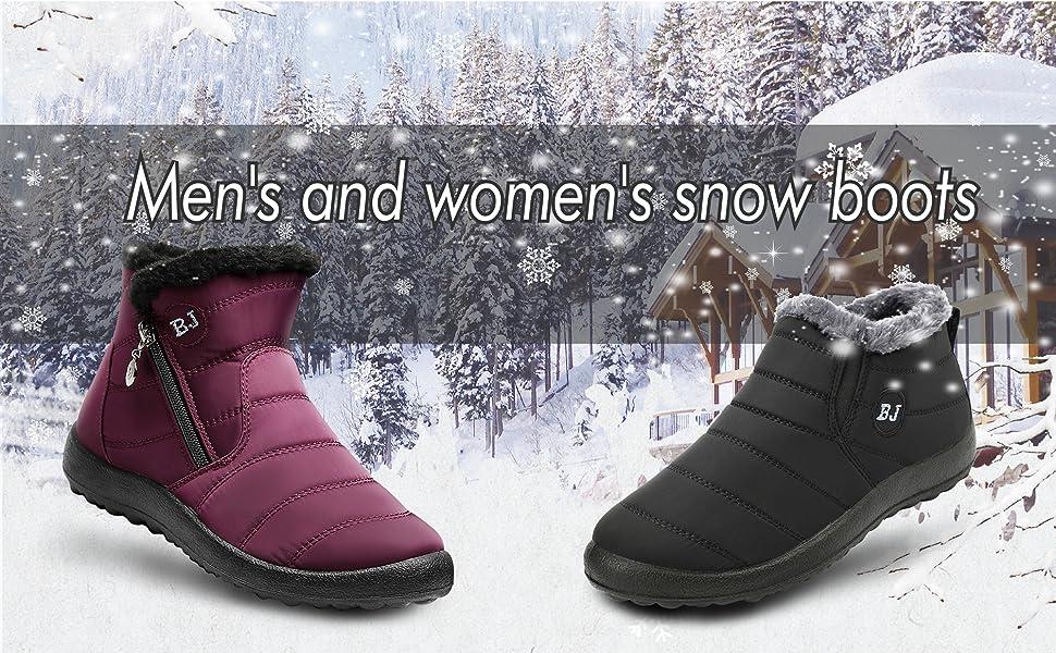 95a6f2b7df04 mens womens snow boots