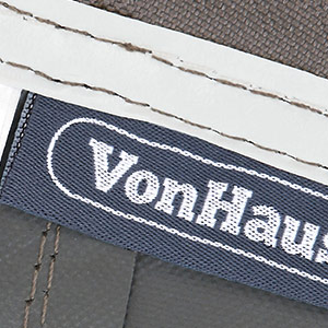Protect and prolong the life of your square air conditioning unit with this handy cover from The Storm Collection by VonHaus.