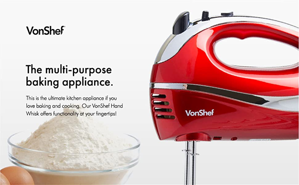 hand whisk mixer baking electric