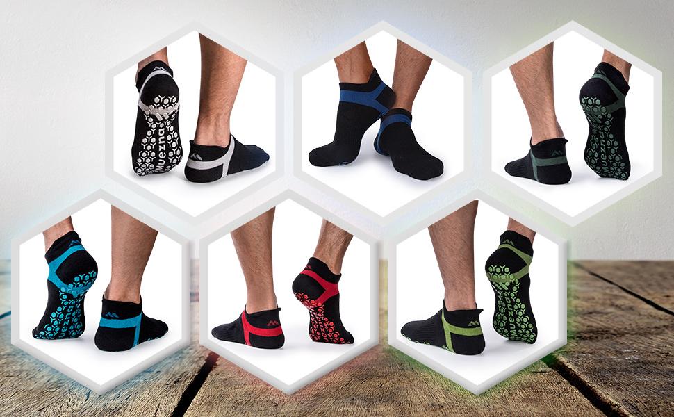 yoga socks men