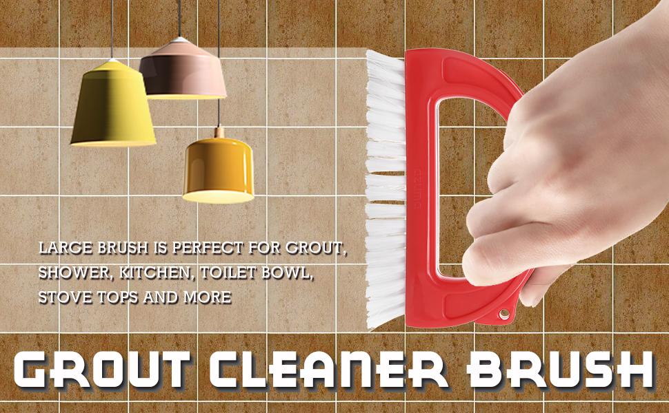 Amazon Hiware Grout Cleaner Brush Tile Joint Cleaning