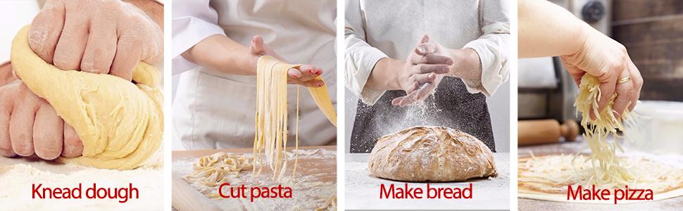 versatile pastry mat