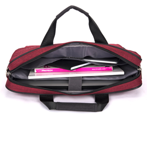 ef55a0678ef0c Amazon.com  CoolBELL 17.3 Inch Nylon Laptop Bag Shoulder Bag with ...