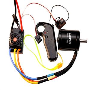 Electric Skateboard DIY V2 Edition 2.4G Mini Wireless Remote Control