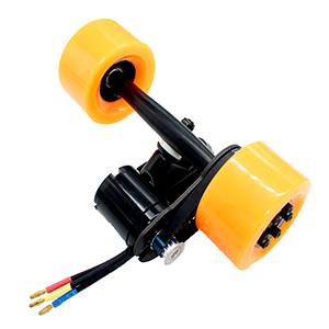 VANPRO DIY Electric skateboard 8352,9052,9752PU wheel synchronous wheel set36/12tooth Long board