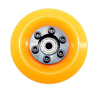 VANPRO DIY Electric skateboard 8352,9052,9752PU wheel synchronous wheel set Long board small fish