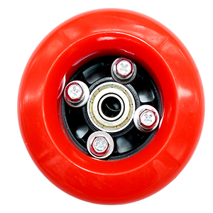 VANPRO DIY Electric skateboard 50series 5065brushless motor boss type stainless steel Stent 8044