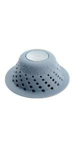 seal tight dome drain protector for pop up drains