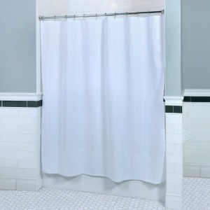 Best Used With Standard Shower Curtains Liners And Rings Splash Guards Fit Through Your Existing Hooks Or