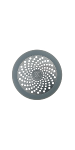 seal tight flat hair catcher or drain protector for flat or open drains