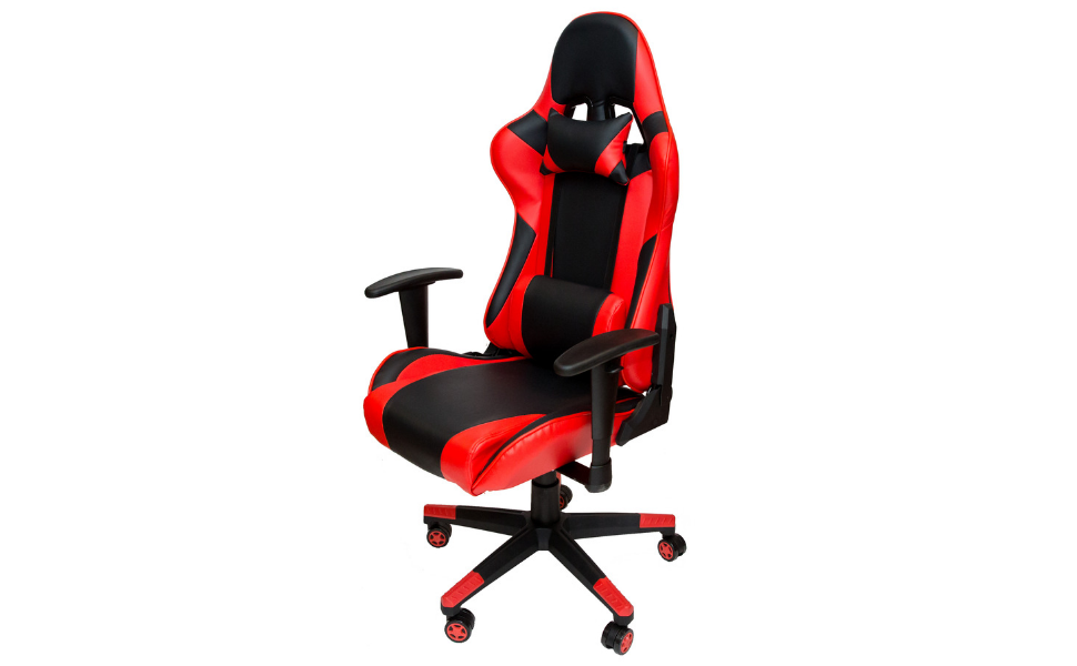 Astonishing Sleekform Gaming Desk Chair Large Stylish High Back Racing Style Office Home Reclining Computer Chair With Lumbar Support Adjustable Armrests Evergreenethics Interior Chair Design Evergreenethicsorg