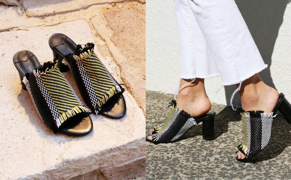 f7fe74fc905 Womens Mules Tony Bianco Bacardi Shoes Heels