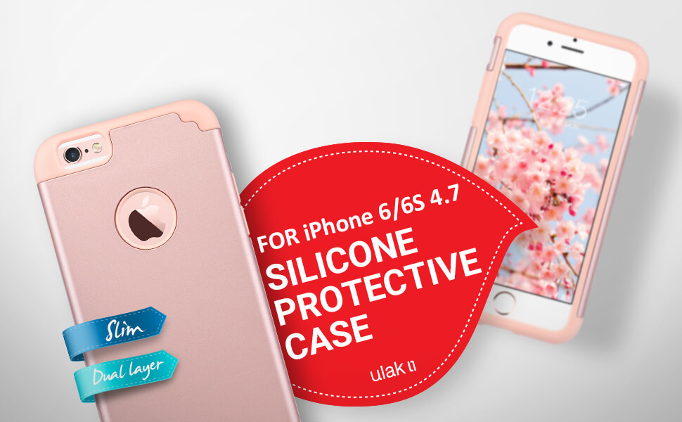 iphone 6 6s case rose gold for girls