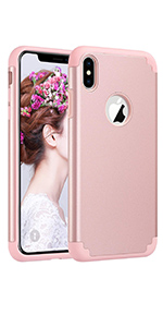 iphone xs max case rose gold for girls
