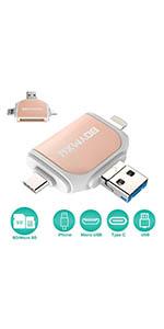 Amazon.com: TF Memory Card 32GB,BOYMXU TF Card with Adapter ...
