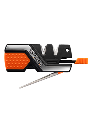knife sharpener and survival tool