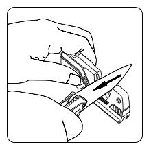 tungsten carbide, sharpening slot
