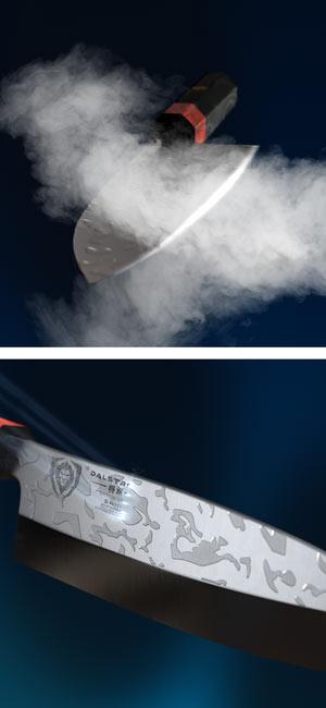 Amazon.com: dalstrong Deba, cuchillo Santoku, Shogun Series ...