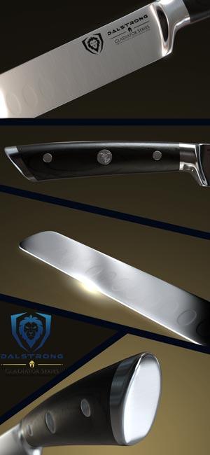 Amazon.com: DALSTRONG cuchillo de trinchar rebanador con ...
