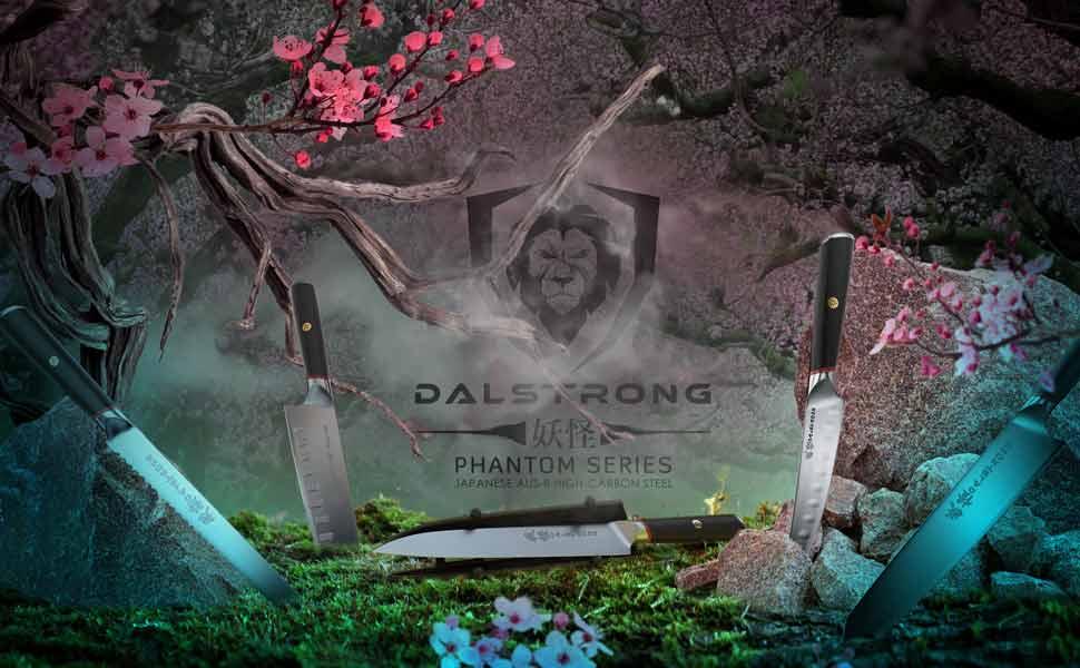 Amazon.com: dalstrong cuchillo Santoku – Phantom Series ...