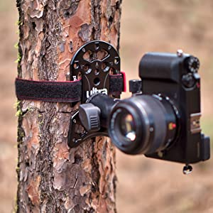 Travel tripod for mirrorless gopro action cameras
