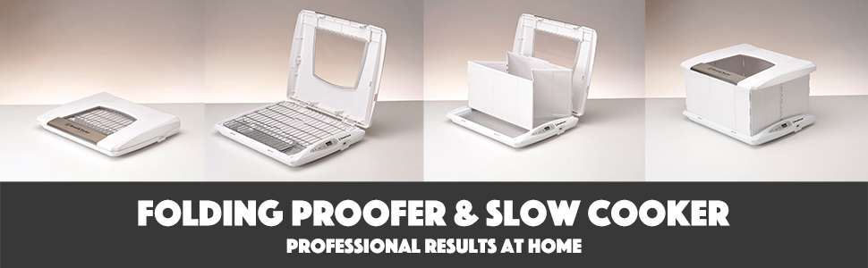 Brod and Taylor folding proofer and slow cooker in one.