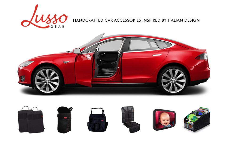 Lusso Gear Car Accessories
