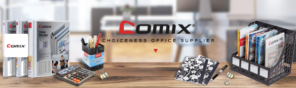 Comix Office Stationery