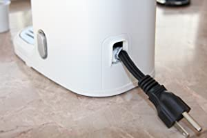 coffee maker Power cable storage