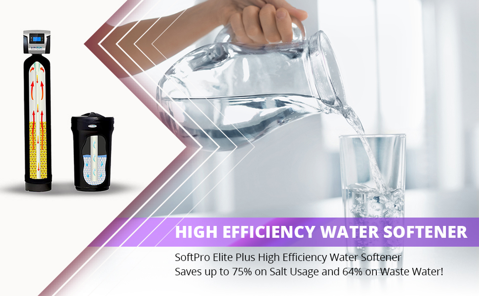with water softener and clean water benefits KASHYAP K350 Hard Water Mineral Descaler up to 14 inch pipes // 1,541 GPM