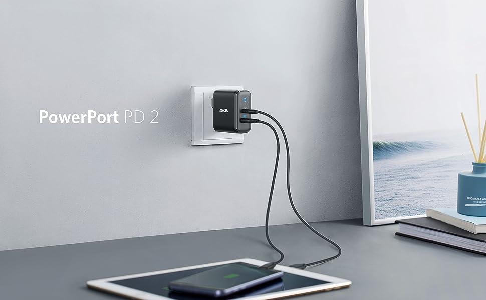power port PD2