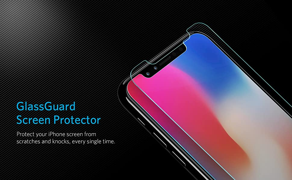 my iphone is on but screen is black 2 pack anker iphone x screen protector for 1940