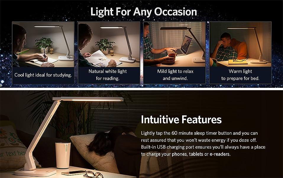 Anker lumos led desk lamp