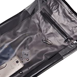xcamn Extra build-in a waterproof bag for dual protection