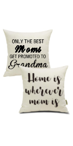 Mother's Day Pillow Covers
