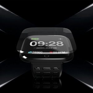 Amazon.com: SUNNZO Smartwatch, cuadrado: SUNNZO DIRECT