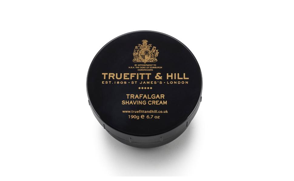 Truefitt & Hill Shave Cream Bowl, 6.7 oz, Trafalgar
