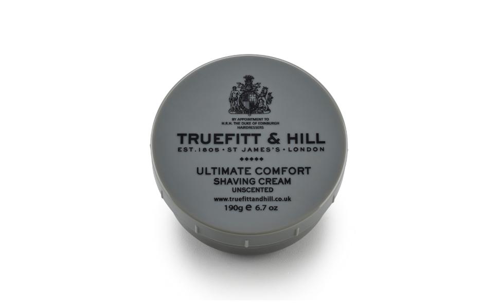 Truefitt & Hill Ultimate Comfort Shaving Cream, 6.7 oz